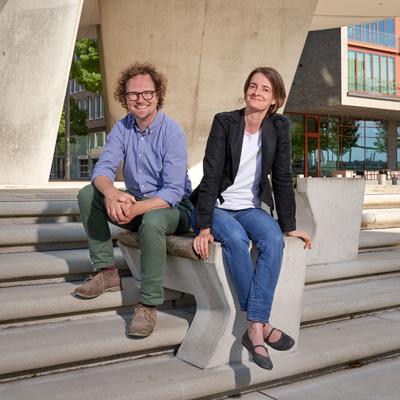 Jens Hannewald & Silke Schmidt