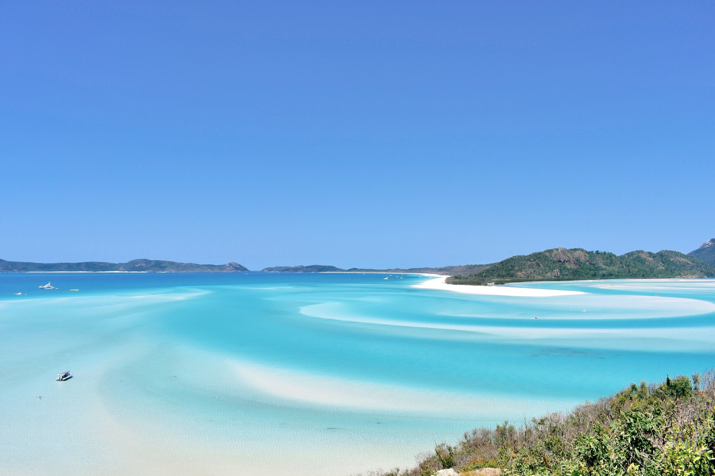 Whitehaven Beach: Did Australia's Most Iconic Beach Live Up To Expectations? -