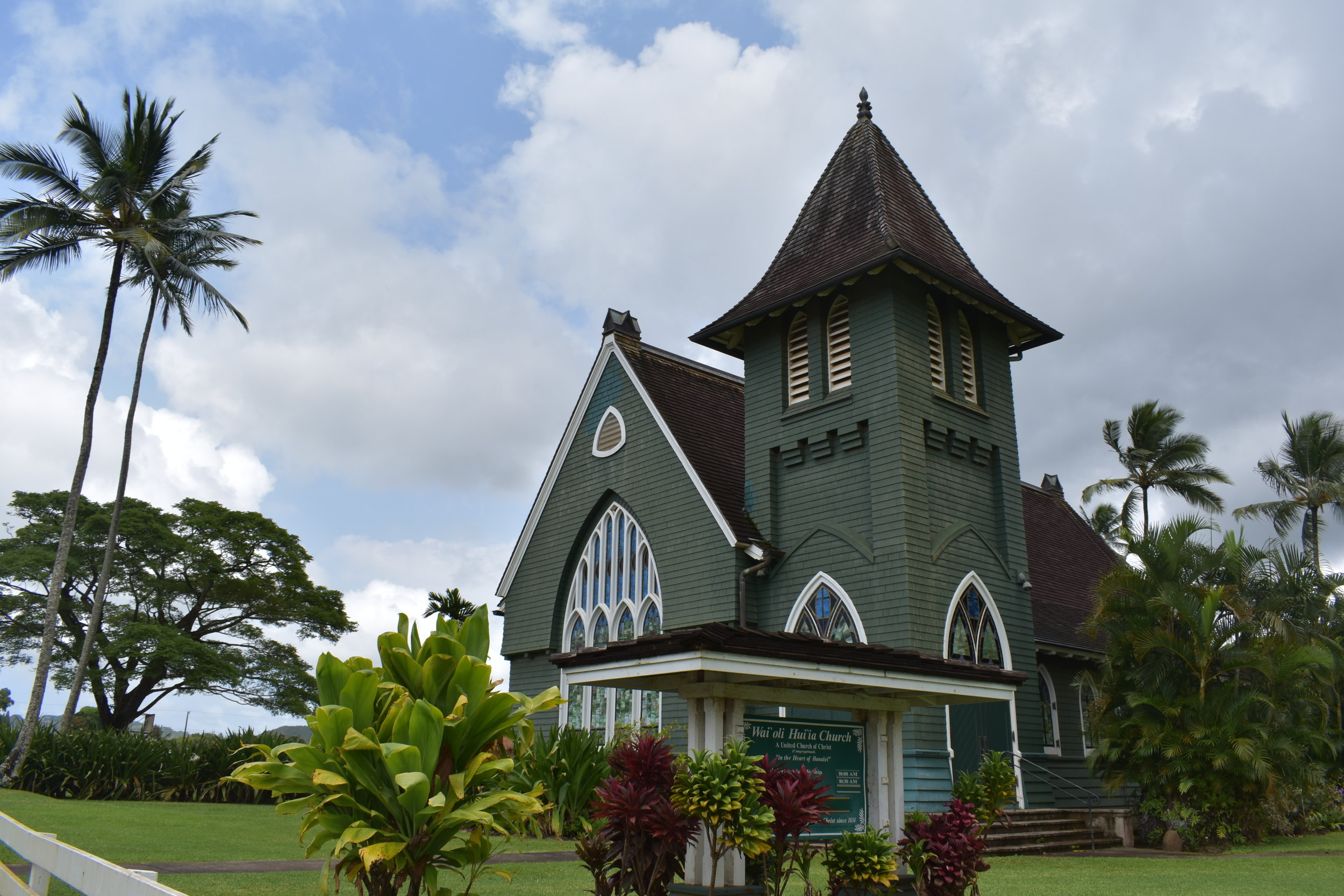 Waioli Church