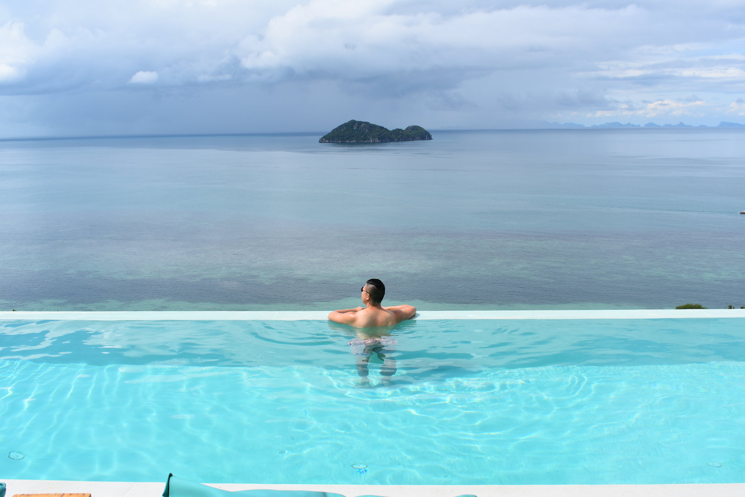 Infinity Pool Hopping in Thailand -