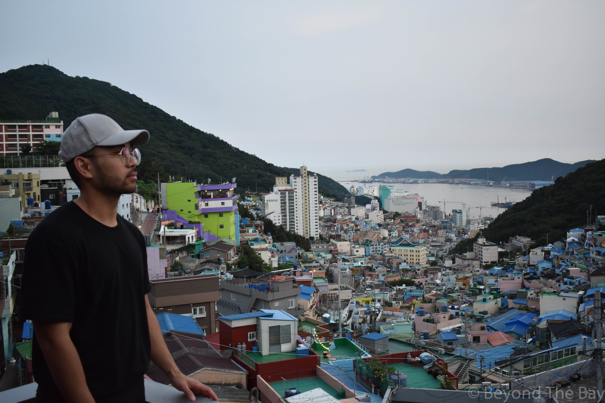 Another perspective on Gamcheon cultural village