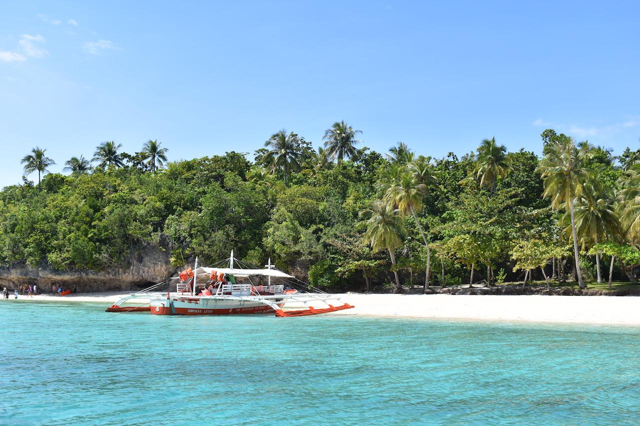 Hidden Island Paradise: Digyo Island in the Cuatro Islas -
