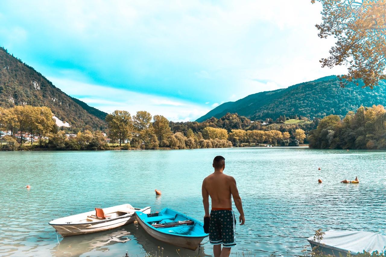 Most Na Soci, Tolmin Gorge, Kobarid and Slap Kozjak: A Day Trip from Ljubljana, Slovenia -