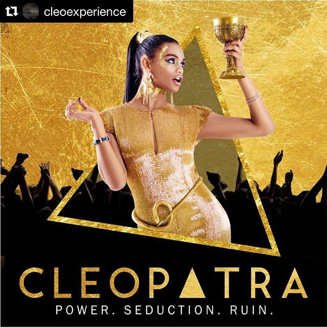 Thrilled to be opening this one of a kind immersive show at the Chelsea Music Hall this October. We can't wait to be partying with @cleoexperience ! . . . . #cleopatra #marcantony #theater #theatre #broadway #broadwaymusical #offbroadway #offbway#immersivetheater #musicaltheater#EDM #pop #hiphop #vogue #vogueing#dustyraybottoms #nyc #thingstodo #rupaul #dragrace #theaterlife#nyctheater #newyorktheatre #nyctheatre