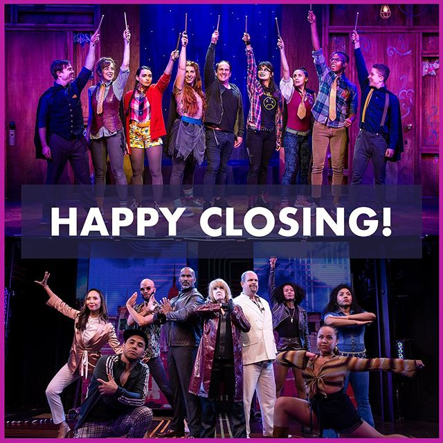 Happy Closing and a hearty Congratulations to our favorite badgers and bounty hunters! @puffsplay @bwaybounty 🦡💥 . . . . #puffsplay #broadwaybountyhunter #thirdornothing #imabountyhunter #nyc #theater #offbroadway #offbway