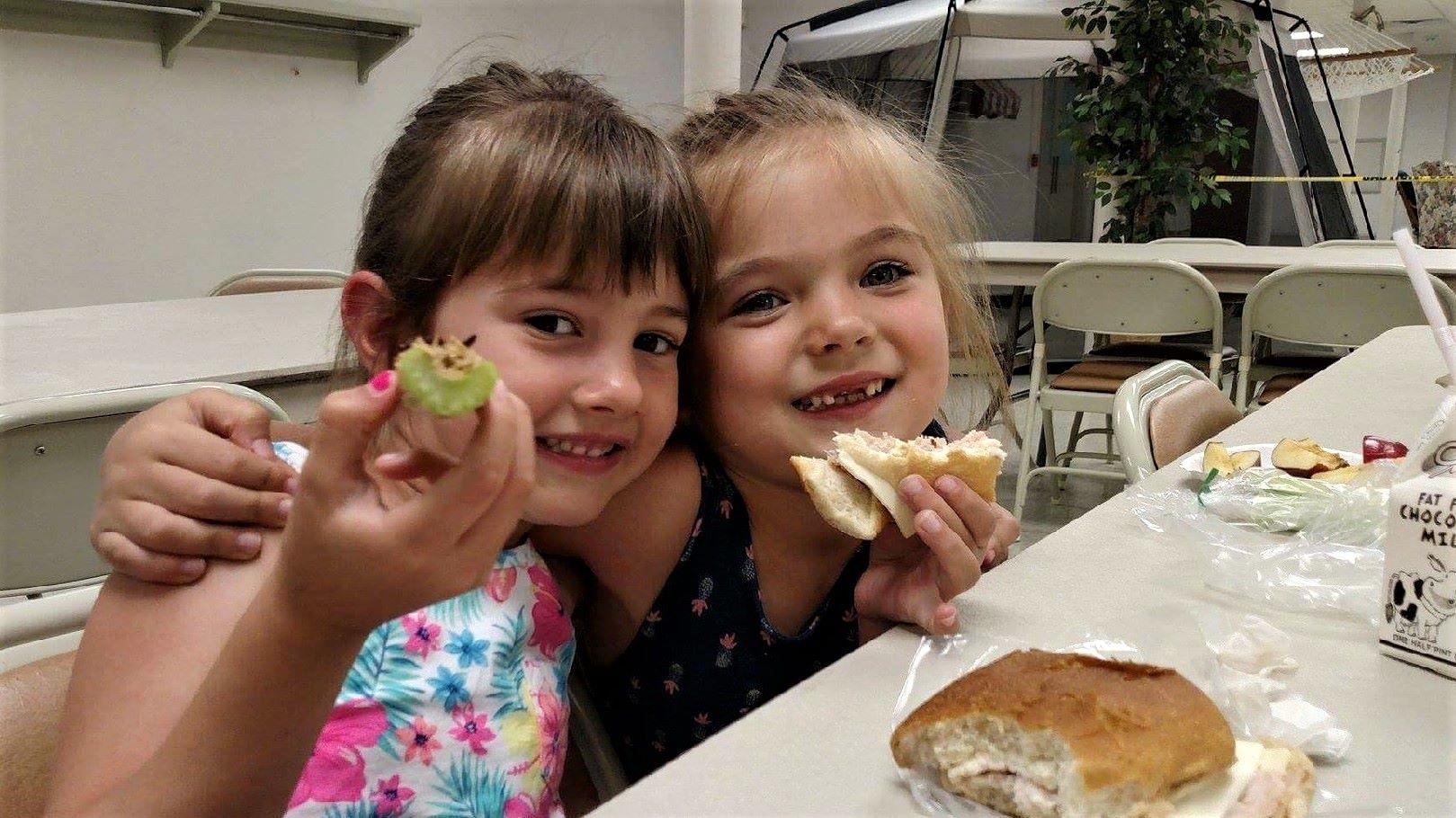 Summer Food Service program -