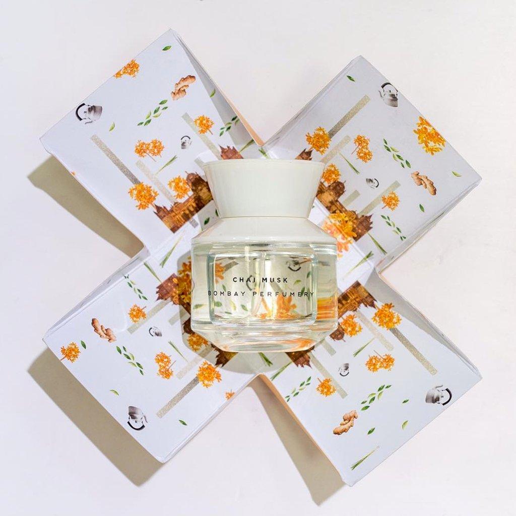 #1Chai Musk - Bombay Perfumery