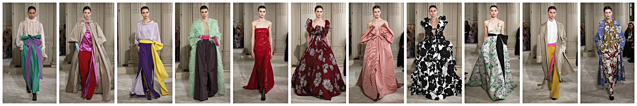 SPRING 2018 COUTURE   - PARIS