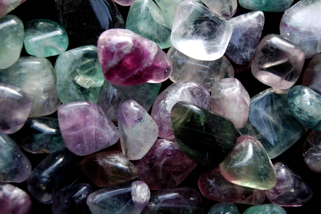 ..Soon all of us will be petting a piece of Rose Quartz, or snuggling up with a Black Tourmaline..  -