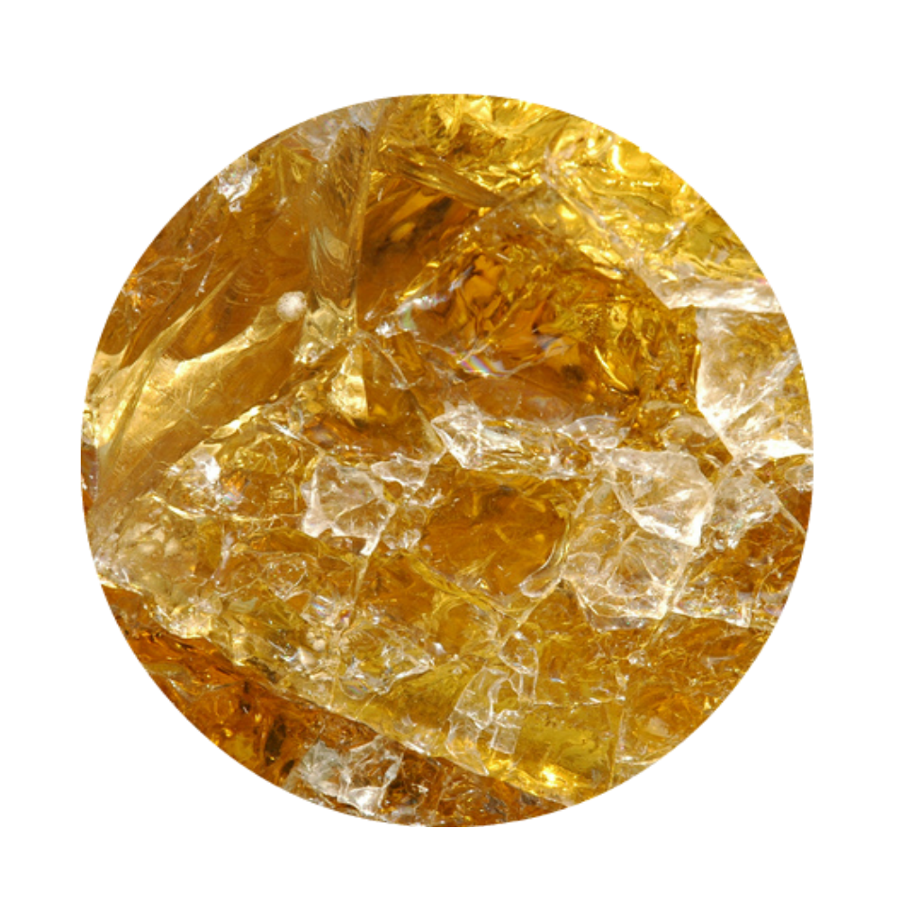 CITRINE - helps with leadership &associated with creativity and wealth