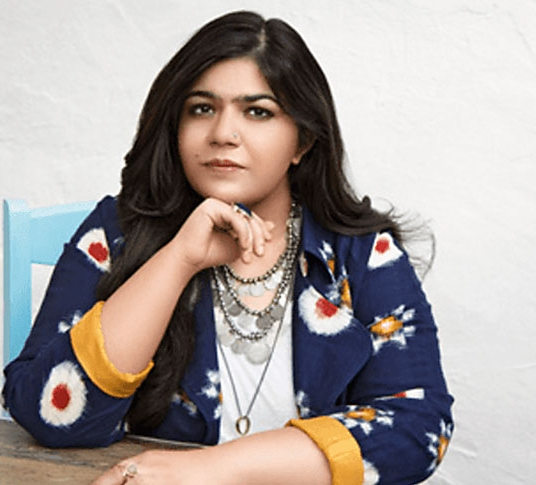 THE POLICY MAKING POET - She's a 23 year old 'raging feminist' who is already well known for her ability to pen down real feelings into norm bending poetry (she has authored 2 books) and for actioning her thoughts as an activist, while voicing them ever so skilfully as an orator. Her sense of purpose towards mitigating the socio-economic bias and levelling the society for women in India along with her ability to successfully communicate with audiences of all ages is absolutely Badass.In today's exclusive chat with Harnidh, we discuss the why and the how behind her unique brand of activism.