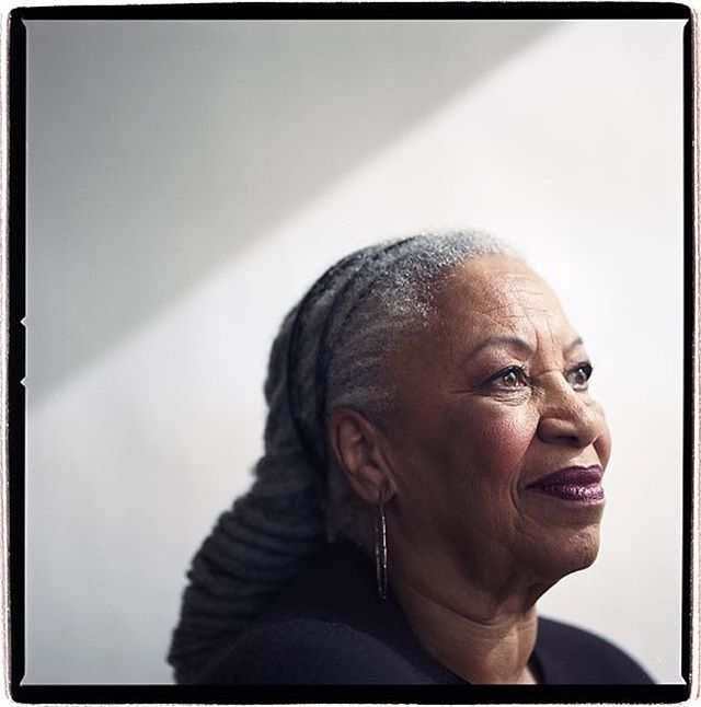 """Toni. """"At some point in life the world's beauty becomes enough. You don't need to photograph, paint or even remember it. It is enough."""" #tonimorrison"""