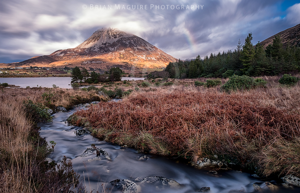 DL0022 Mount Errigal