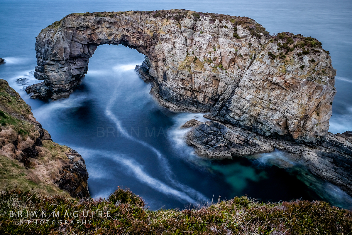 DL0025 Pollet Sea Arch, Donegal