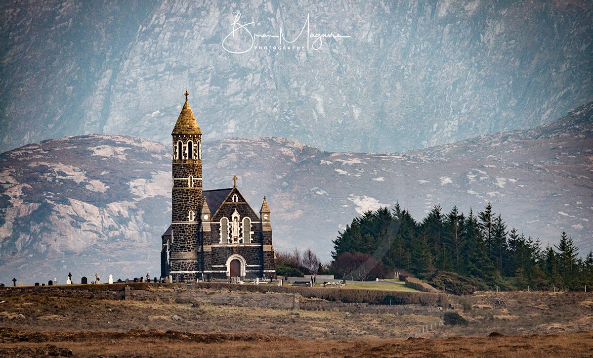 DL0002 Church of the Sacred Heart, Dunlewey