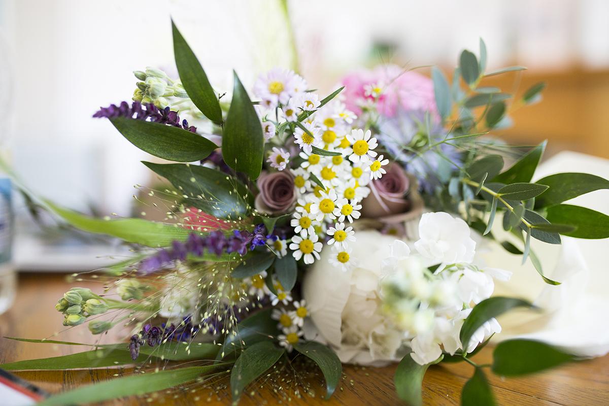 brides bouquet Sophie Lake Photography