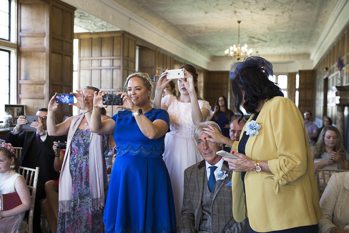 Wedding papparazzi Sophie Lake Photography