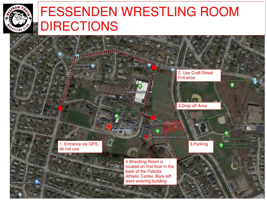 Fess Wrestling Room Directions.JPG