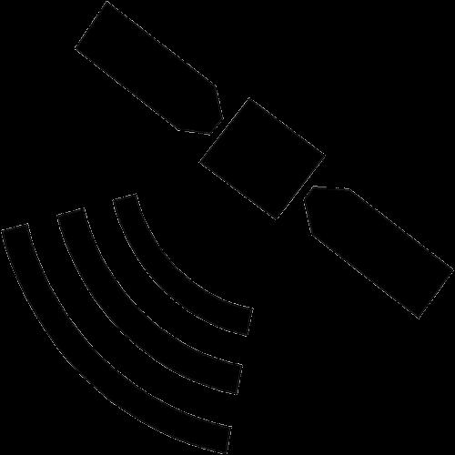 Satellite Remote Sensing icon