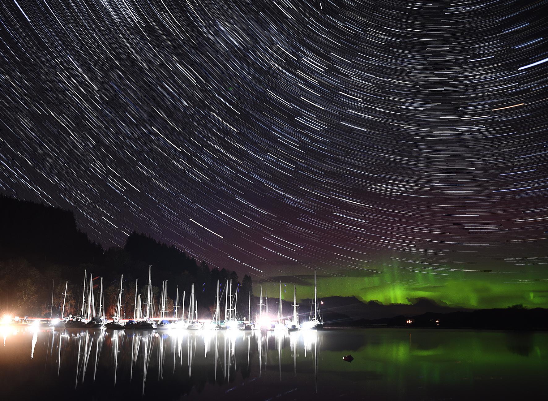 Star trail and Aurora Borealis.jpg