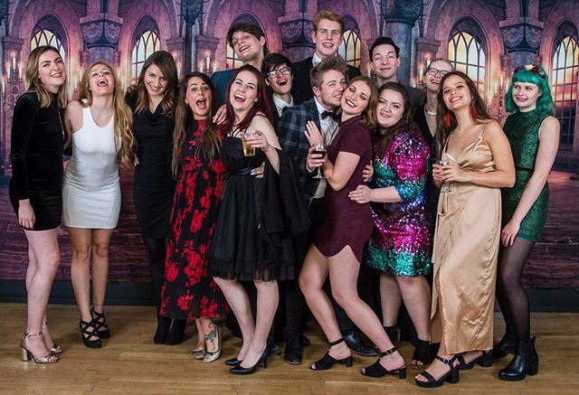 Some of the beautiful girls and boys having fun at the Sutton Bonington Yule Ball @sb_ents @uniofnottingham @uonbiosciences @nottsvetsoc @nottinghamalumni #uniofnottingham @uonsu @uoncheerleading @uonscience #nottingram #nottingham #students #yuleball #yuleball2017 #suttonbonington