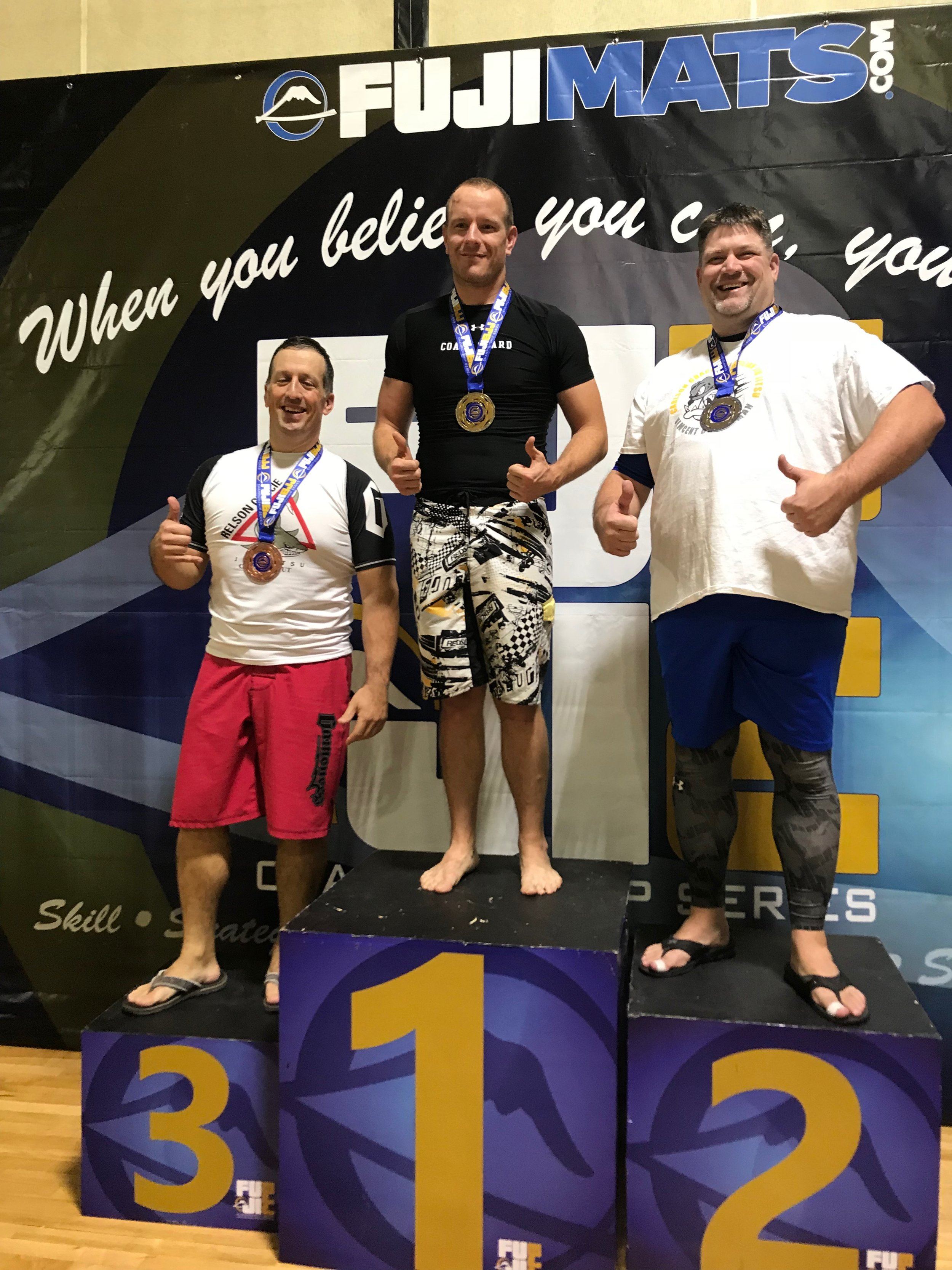 Mike, 3rd place No-Gi