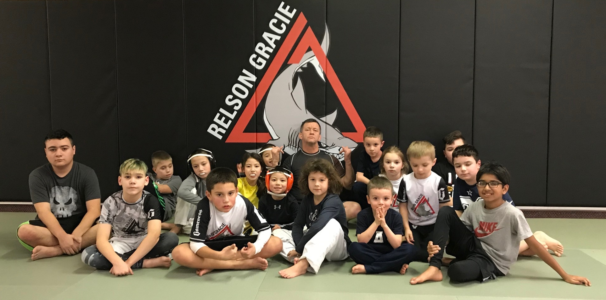 We are proud to be a Relson Gracie school!