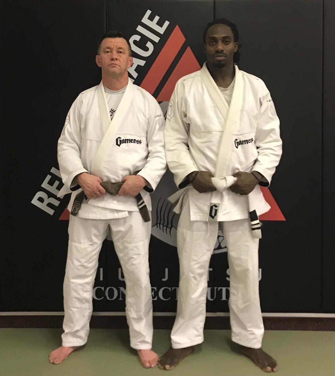 Coach Daniel & Osei