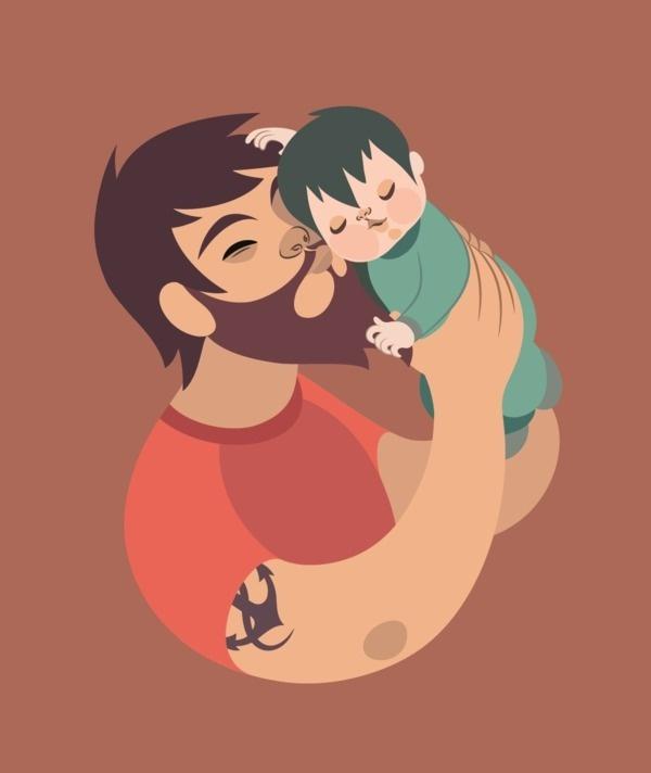 dad baby-bond-for-modern-mother-york-hypnobirthing.jpg