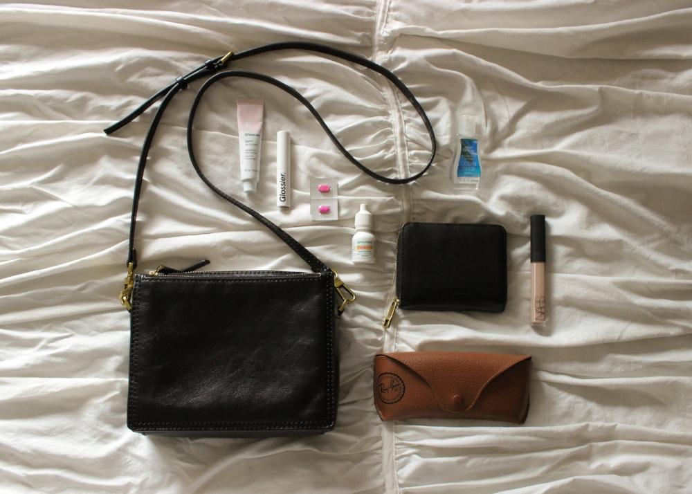 daily bag essentials