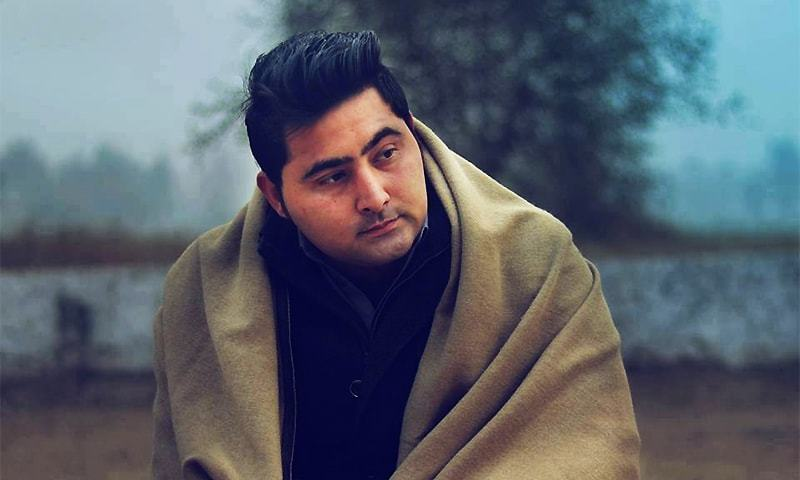 23 year-old Mass Communications student, Mashal Khan, was brutally killed by a mob at his university on false allegations of blasphemy. Photo:    DAWN