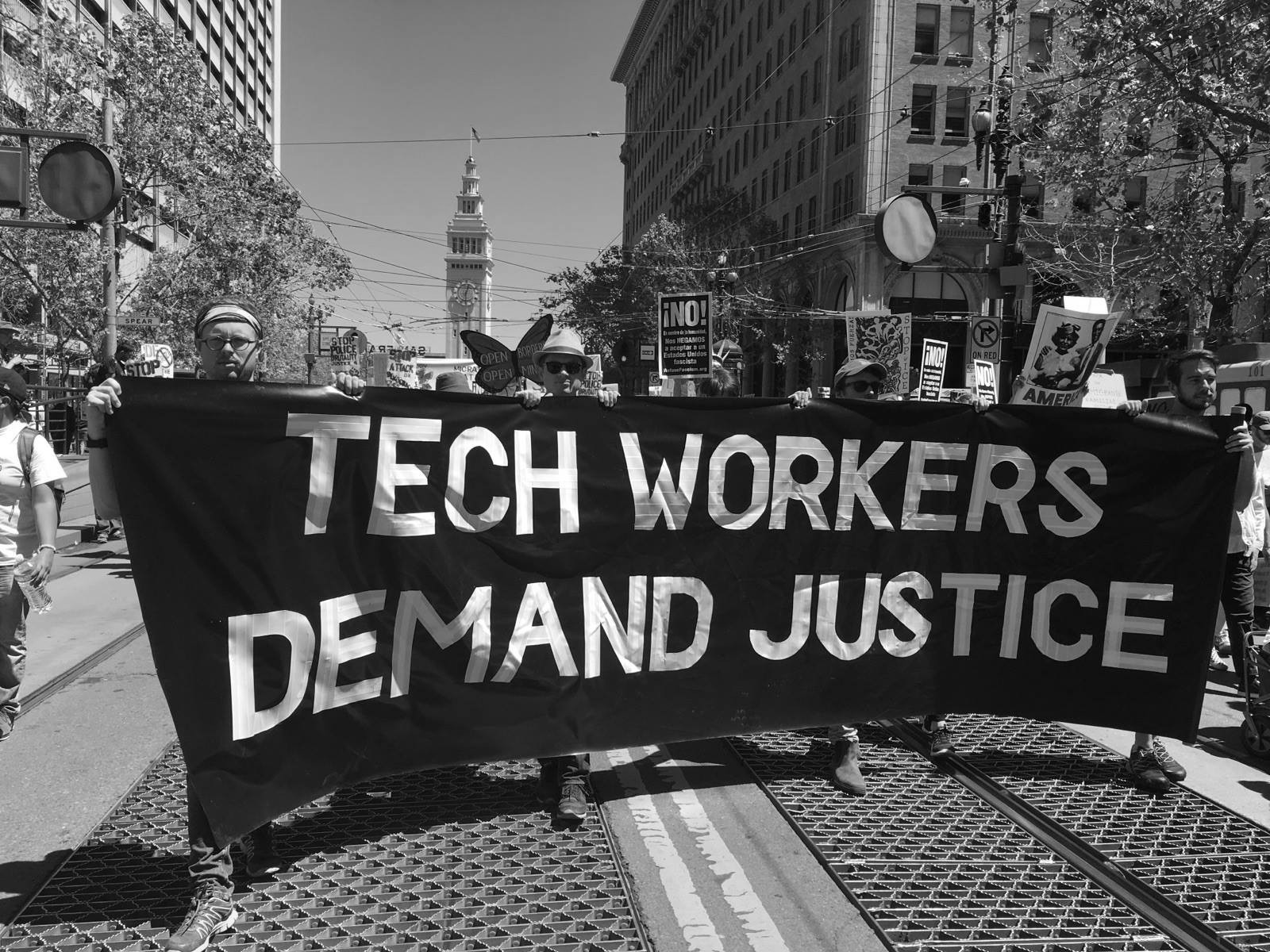 Image:    Tech Workers Coalition