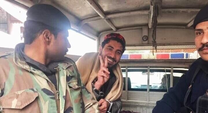 In a renewed crackdown on the PTM, the leader Manzoor Pashteen was arrested on January 27, 2020 on charges of 'sedition', in what many consider a case of political victimization. Image:    Times of Islamabad