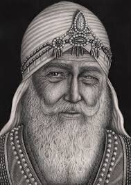 Maharaja Ranjit Singh established the Sikh empire in 1801. By 1839, it stretched to Kashmir and parts of present day Khyber Pakhtunkhwa. Image: Pen-Tacular-Artist