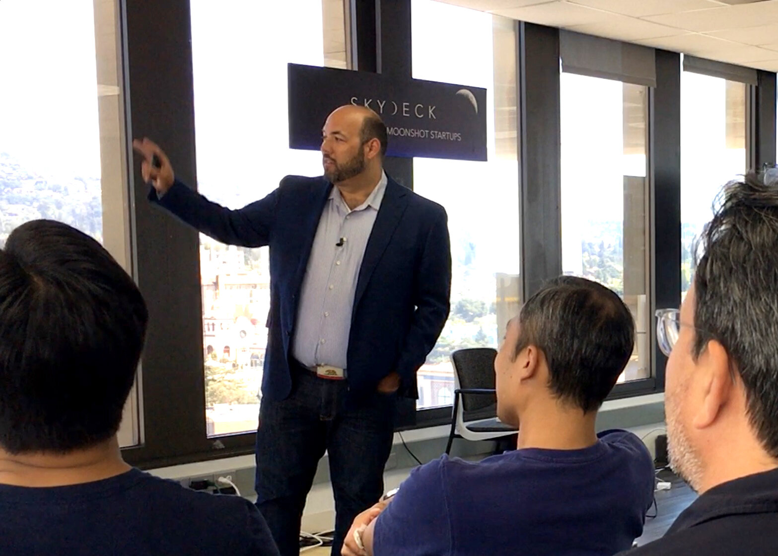 J. Ryan Williams - Workshop for Executives, Founders and Startups in 2019