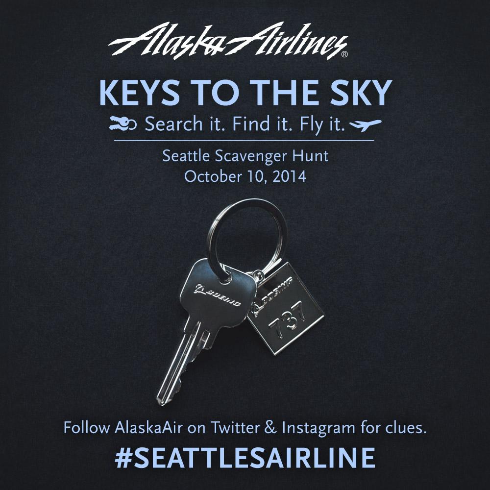Keys to the Sky Social Media Campaign