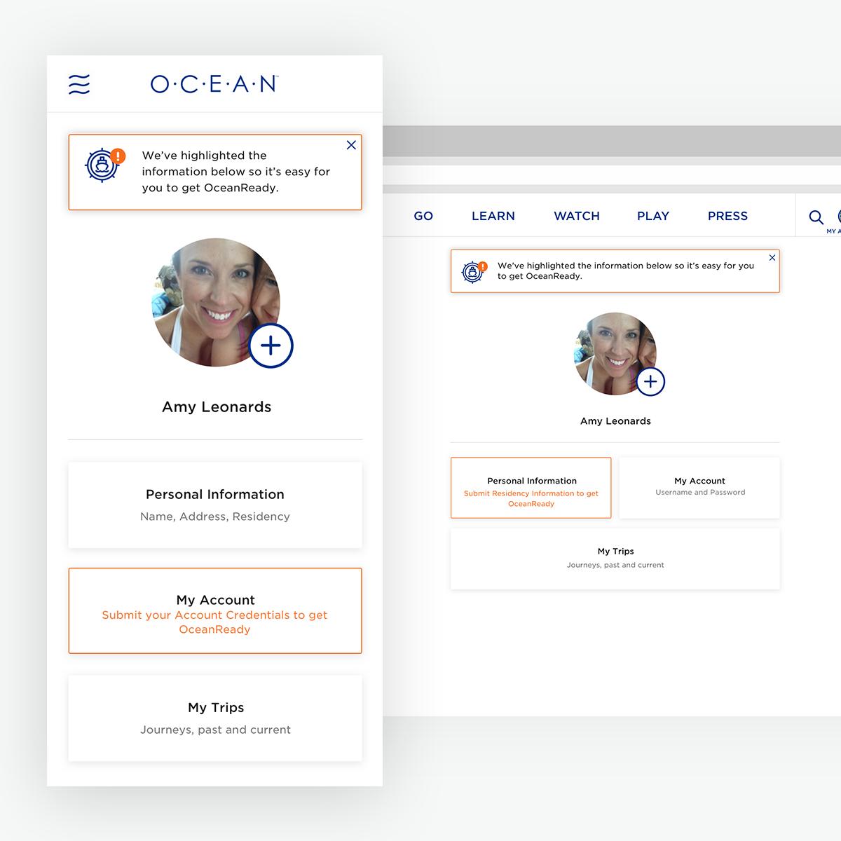 Profile for OCEAN.com