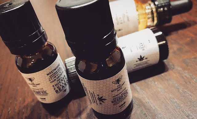 Take flight with Victoria Ln., Ocean Ave., and Westwood Beard Oils.