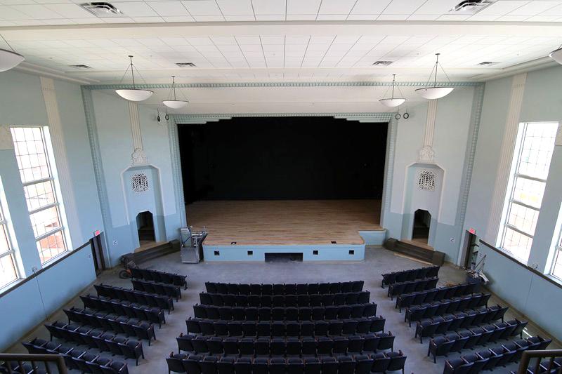The Douglass Event Center