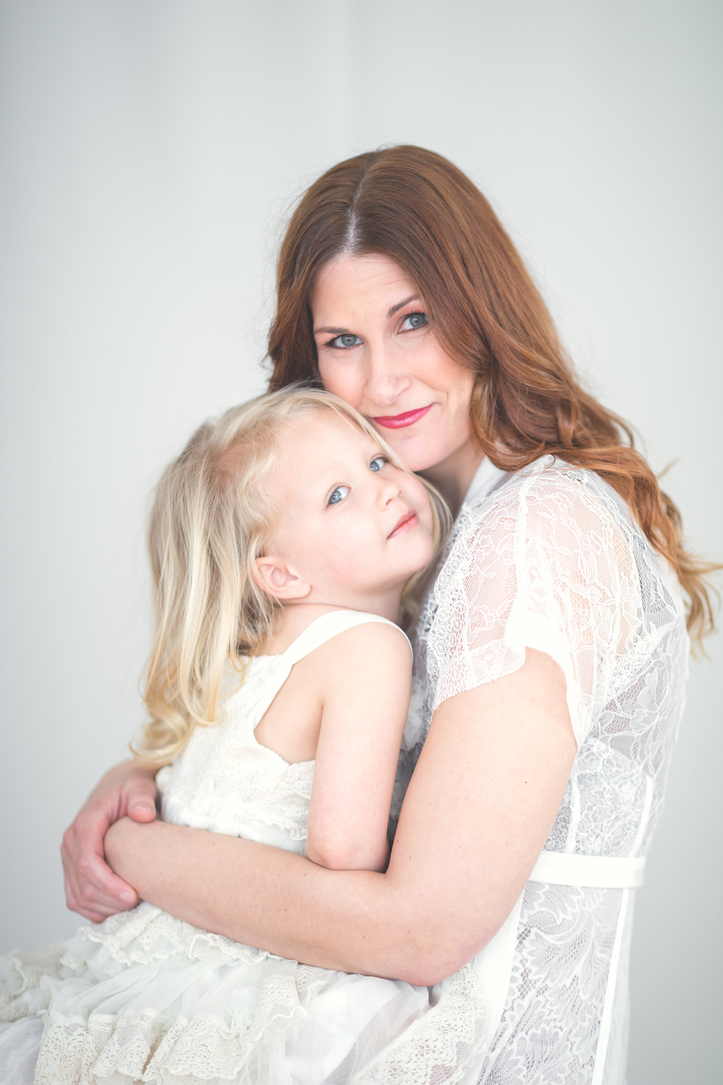 Mother daughter family portrait. Natural light, lifestyle photography. Boston, Sudbury, Concord, Wayland.