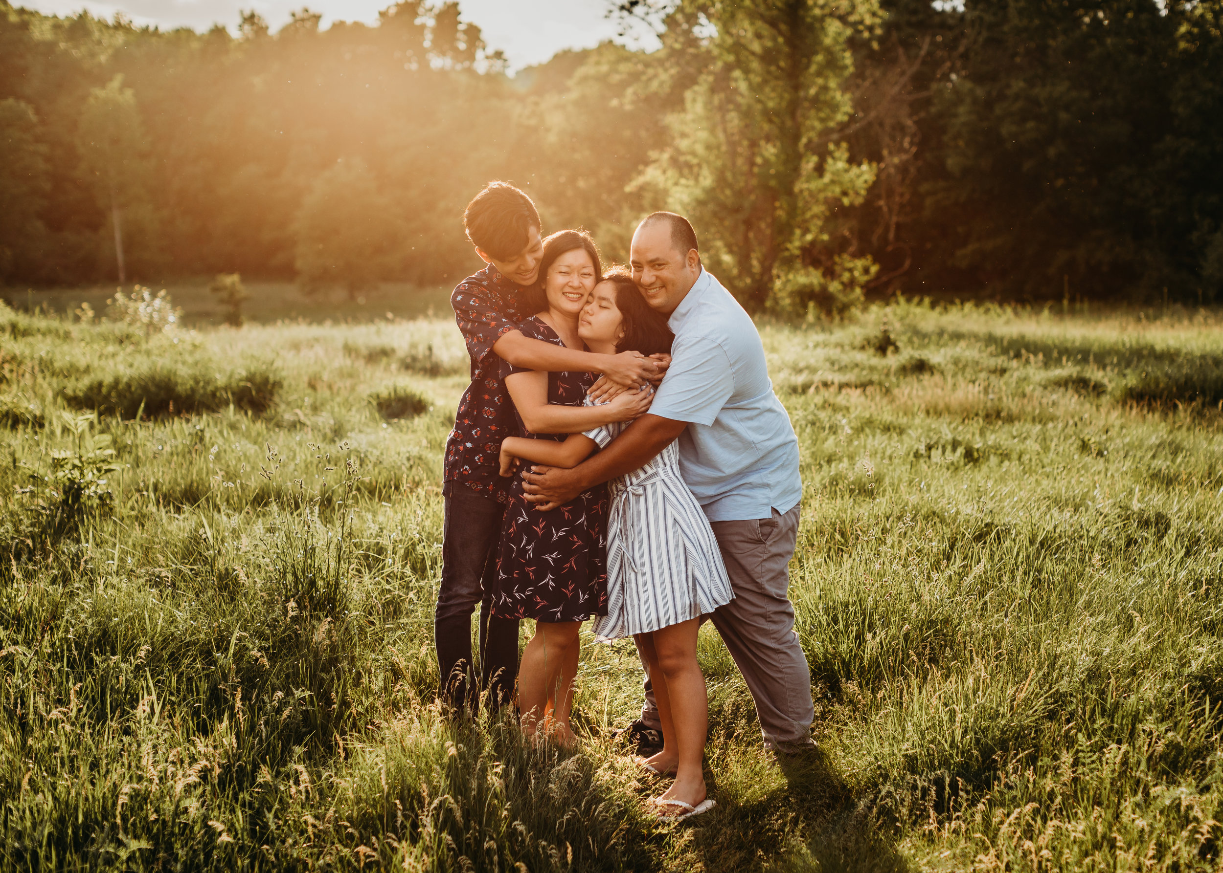 It's important to take family photos even when your kids are getting older—perhaps ESPECIALLY when they're getting older. Boston family photographer Joy LeDuc shares her best tips for getting beautiful portraits with tweens and teens.