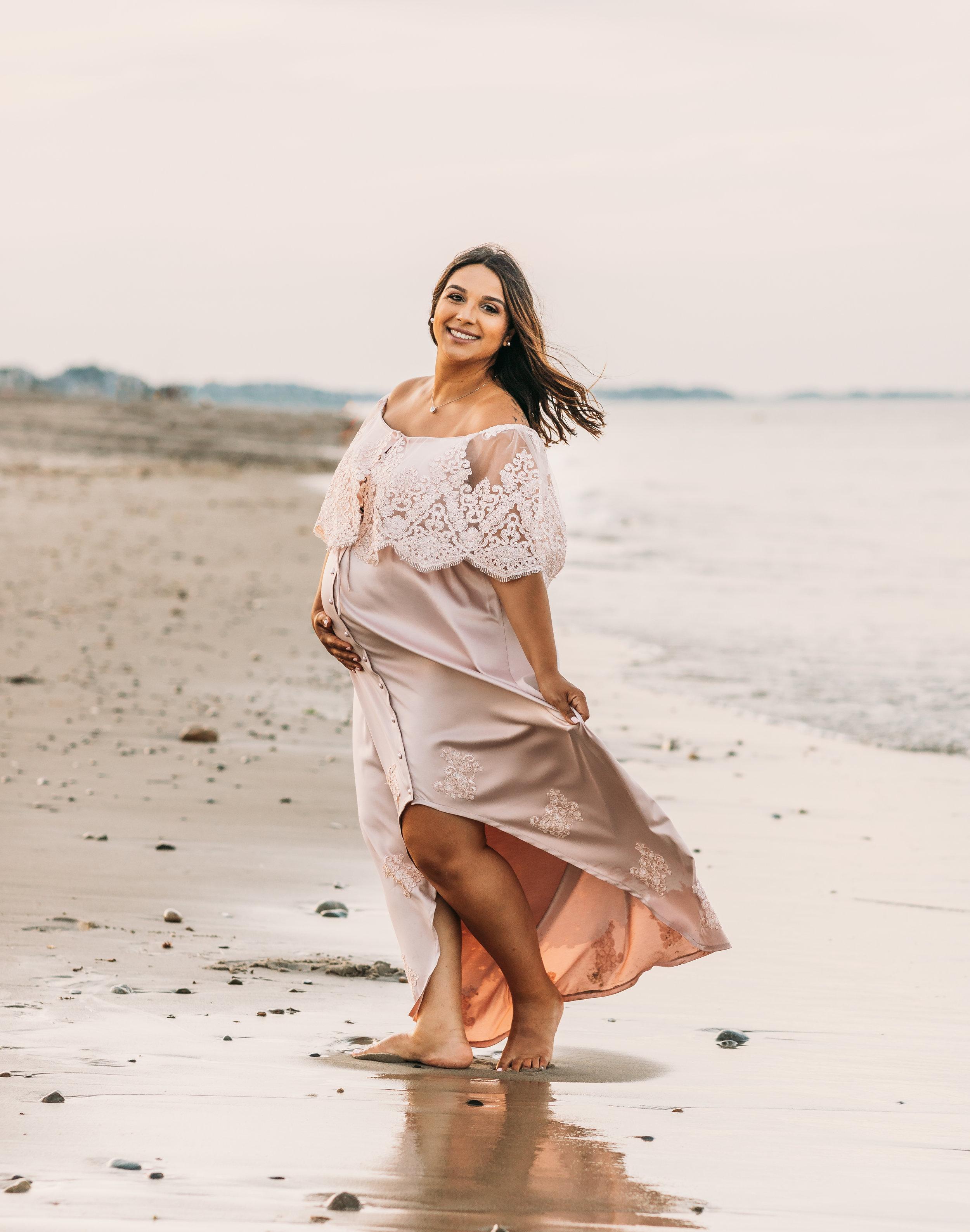 Juliana (from Hudson, MA) | Boston Maternity Photography