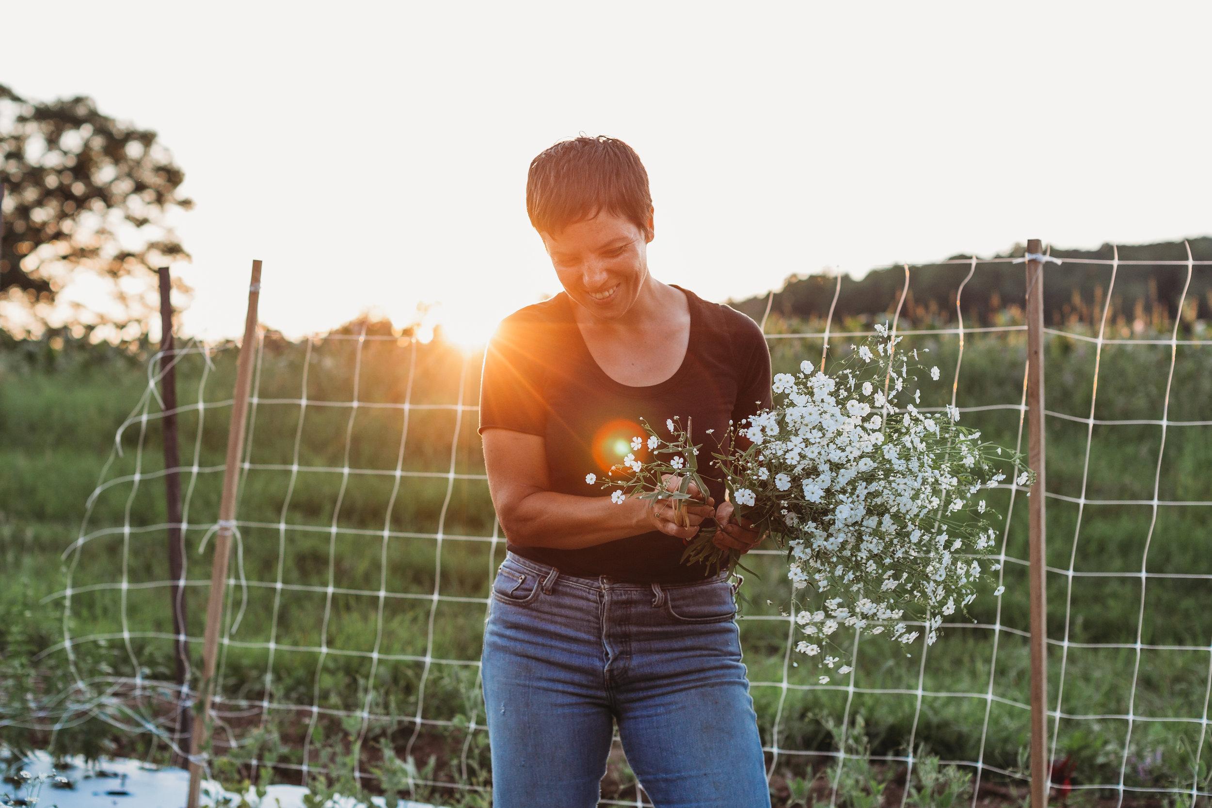 Greater Boston Farmer branding photo shoot