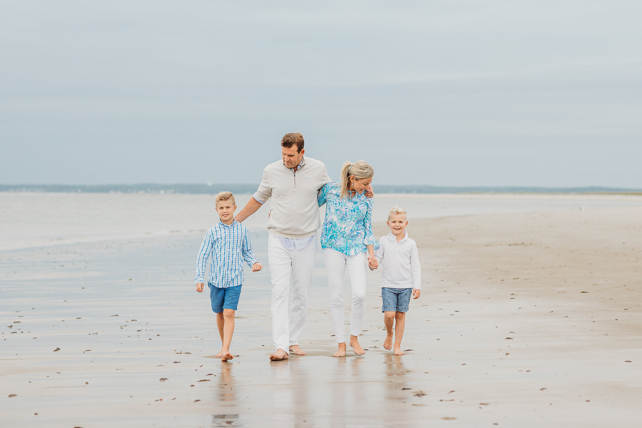 Worried that your Boston family photography session is happening on a cloudy day? Don't fret! Some of the best photos that I've taken have happened on overcast days. Here are the benefits!