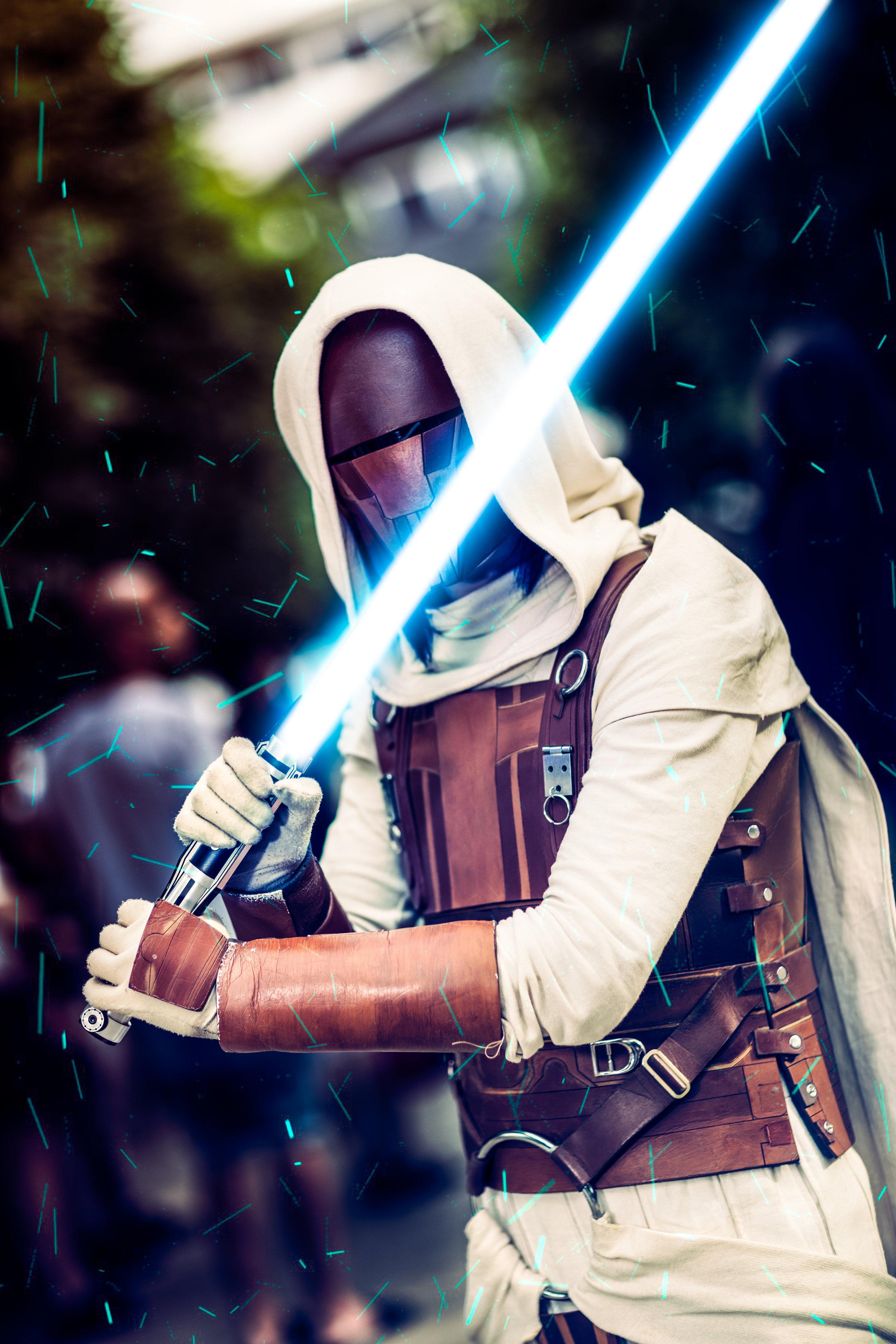 StarWars Jedi Cosplay