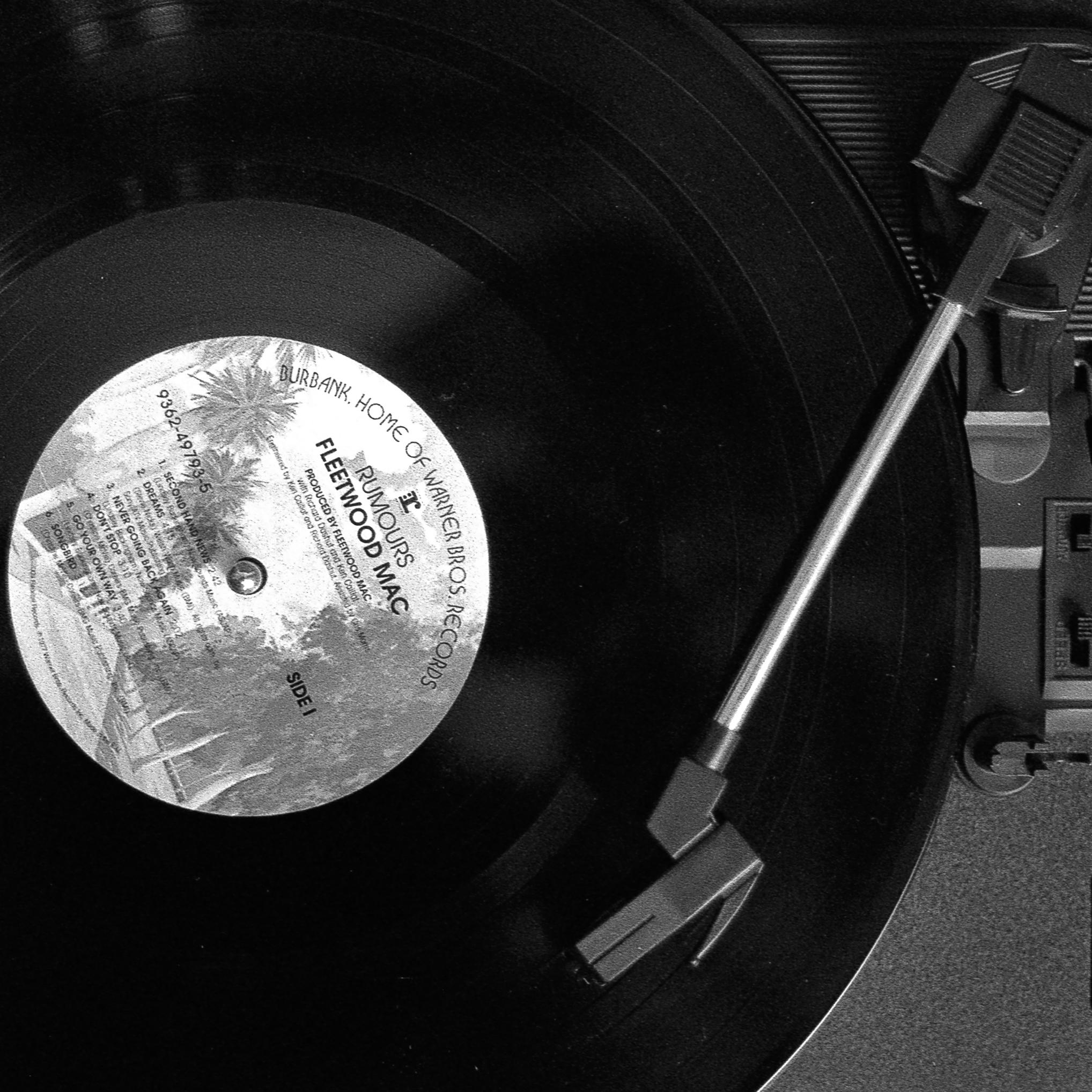 FleetWood Mac Vinyl Record