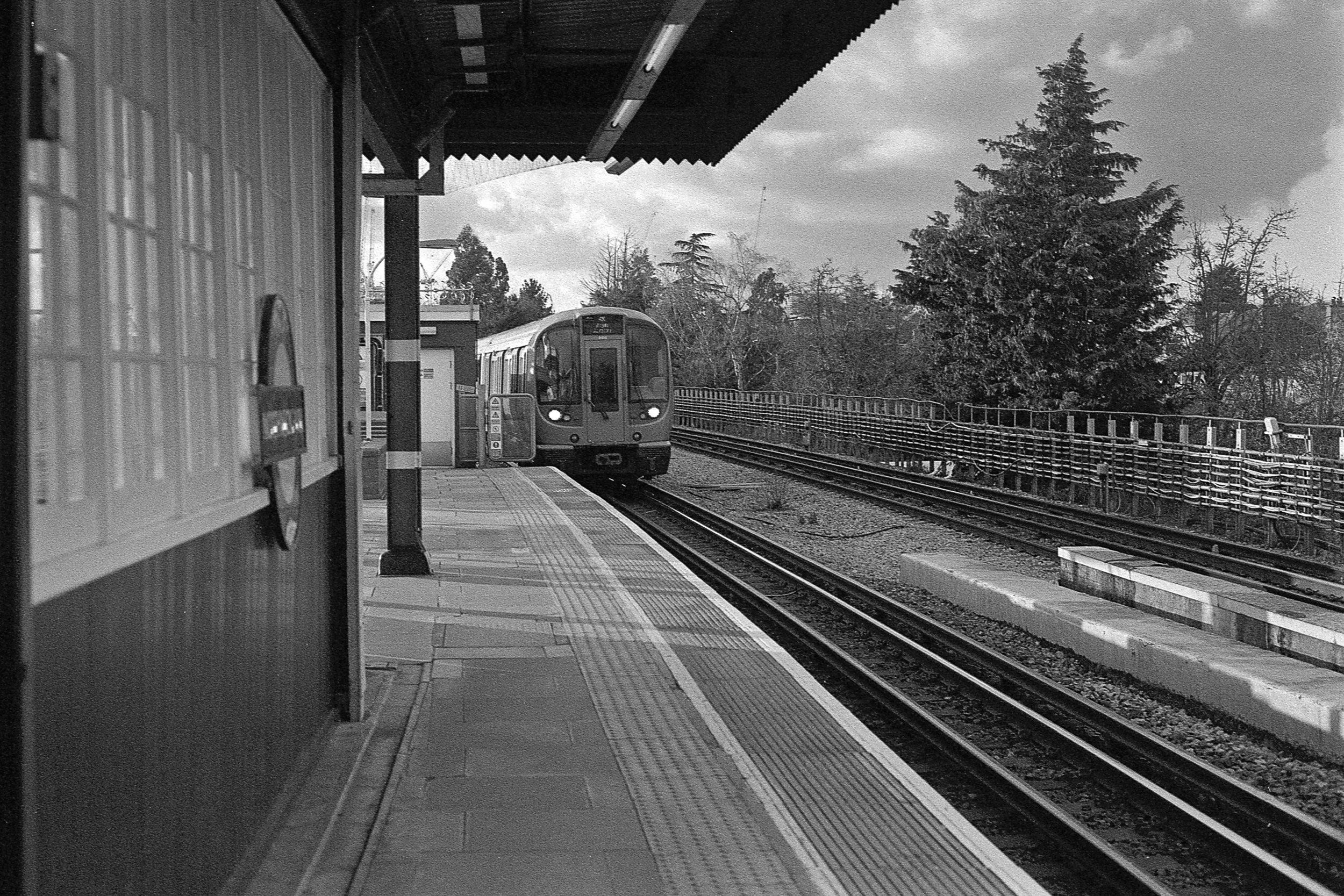 Northwick Park Tube Station
