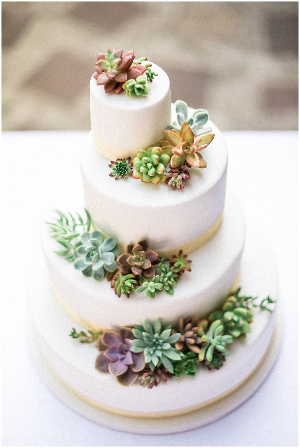 Wedding Cake in la Benerie Limours