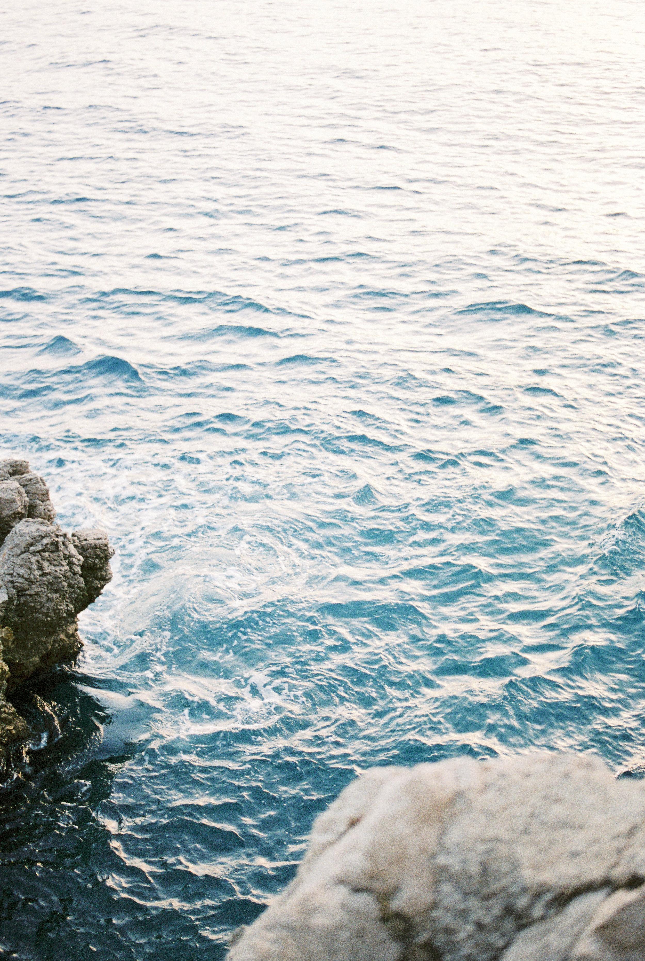 Mediterranean sea provence