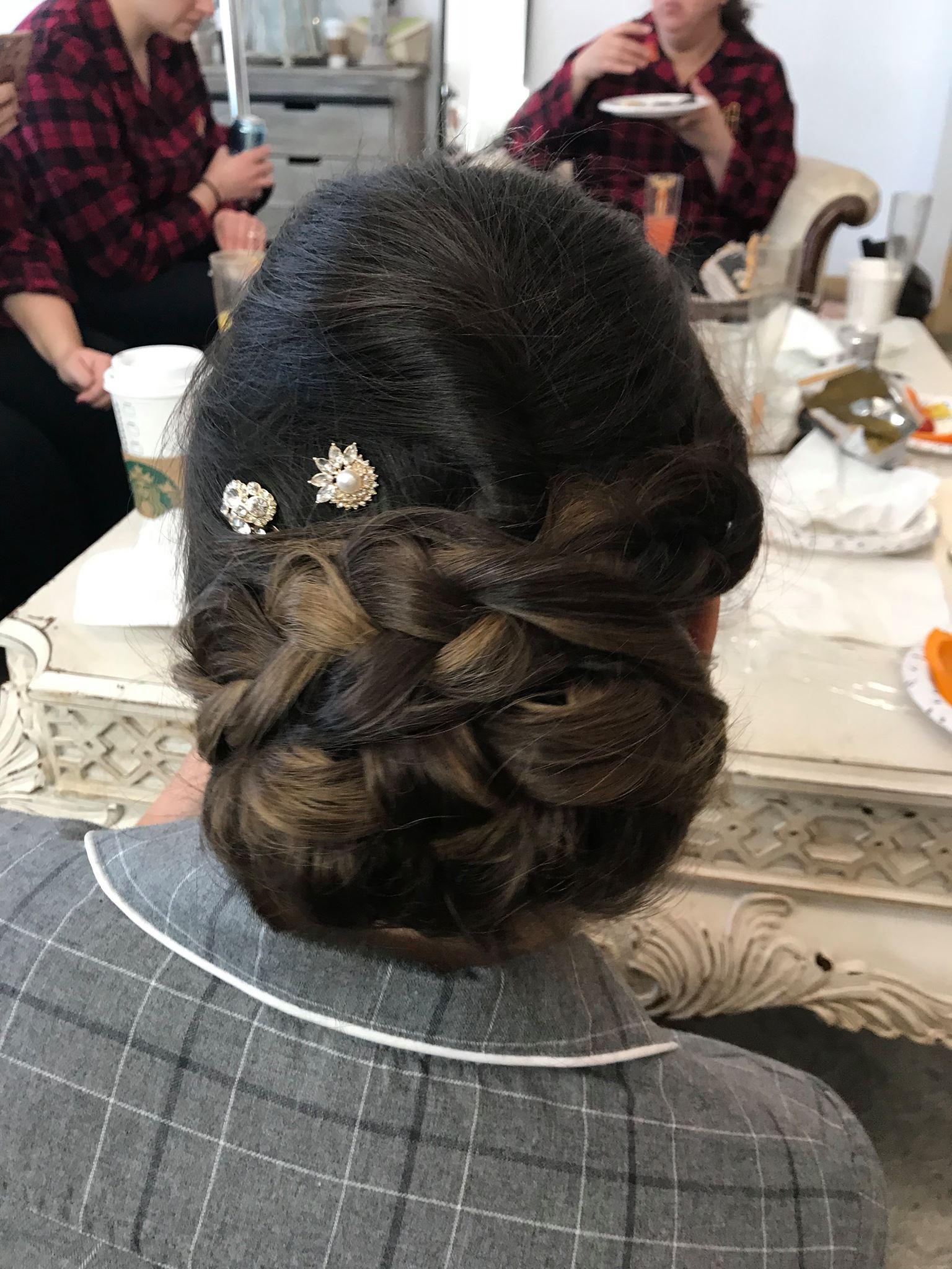 Hair by Jessica Skilar